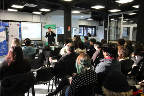 """CATI Valparaíso is installed in the region with the """"Intellectual Property Thursdays"""""""